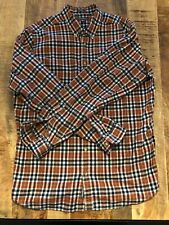 Eddie Bauer Flannel Shirt XLT XL Tall