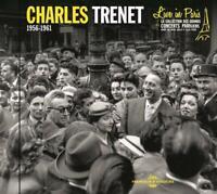 Charles Trenet - Live In Paris - 1956-1961 CD NEU OVP