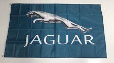 Jaguar Banner Flag Car Luxury JAG Sport Racing Sedan Mechanic Workshop Man Cave
