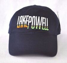 *LAKE POWELL* Utah Glen Canyon Dam House Boating Ball cap hat OURAY embroidered