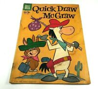 Quick Draw McGraw #1040 First Appearance of Quick Draw McGraw