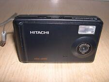 HITACHI HDC-891E DIGITAL CAMERA - 8 MEGA PIXEL- BLACK