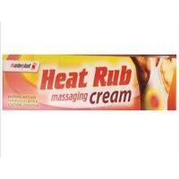 Masterplast - Heat Rub Massaging Cream - 70g