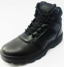 Unbranded Men's Lace Up Combat Boots