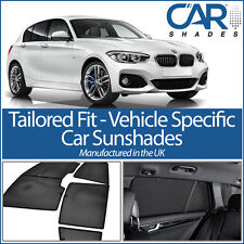 BMW 1 Series 5dr 2011 ON CAR WINDOW SUN SHADE BABY SEAT CHILD BOOSTER BLIND UV