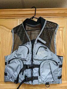 NWOT BASS PRO SHOPS Size Small Fishing Mesh Vest & Personal Flotation Device