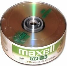 Maxell DVD-R 16x Shrink Termoretratto 25pz