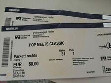 Tickets Pop meets Classic Braunschweig