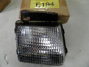 5974958 PARK LAMP clear front RH 1990 Chevrolet Lumina GM NOS part
