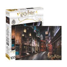 Harry Potter Diagon Alley 1000 Piece Jigsaw Puzzle NEW