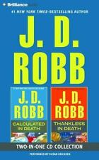 In Death: J. D. Robb - Calculated in Death and Thankless in Death 2-In-1...