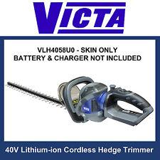Victa V-Force+ 40V Cordless Hedge Trimmer -  SKIN ONLY! SAVE $10.00