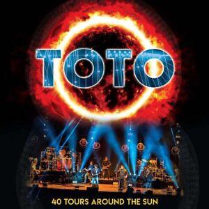 Toto 40 Hours Around The Sun CD & Blu-ray Brand New 2019