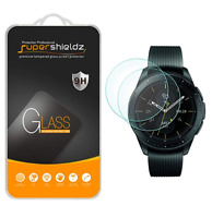 2P Supershieldz for Samsung Galaxy Watch 42mm Tempered Glass Screen Protector 9H
