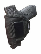 IWB Concealed inside the pants Glock Holster With Laser 17,19,22,31,33,23,32,25