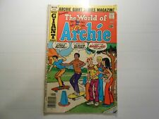 Archie Giant Series #249!!! LOOK!!! 4.0 VG!!! PHOTOS!!!