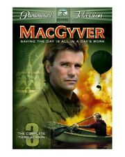MacGyver: The Complete Third Season [New Dvd] Boxed Set, Full Frame