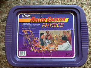 K'NEX KNEX Roller Coaster Physics Curriculum 79301 Classroom Set STEM Education