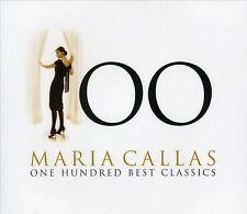 Maria Callas: 100 Best Classics, Maria Callas, 0094636561226 * NEW *