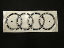 Audi Ringe Schriftzug Emblem Badge A3 A4 A5 A6 A8 Q7