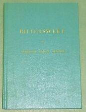BITTERSWEET by Noblesse Mason Sexton 1966 African American History Minn. Pastor