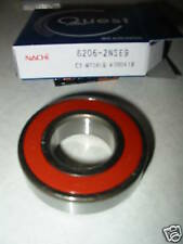 6206.2RS.C3 30mm id x 62mm od x 16mm wide,Sealed deep groove ball bearings,Japan