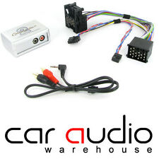 Connects2 CTVRVX001 Rover MG ZS 2001-03 Car Aux In iPhone iPod Interface Adaptor