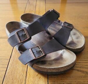 Birkenstock Brown Arizona Sandals - UK Size 8 EU 42.