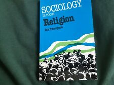 Sociology In Focus, Religion by Ian Thompson, Sociology Course book