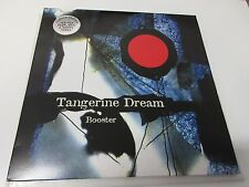 Tangerine Dream - Booster 3LP Blue red & white Vinyl NEU