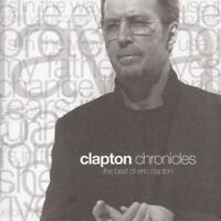 ERIC CLAPTON / CHRONICLES - THE BEST OF * NEW CD * NEU *