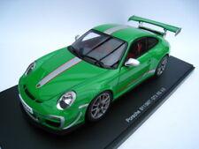 Porsche 911 (997) GT3 RS 4.0 in grün  Autoart  Ma�Ÿstab 1:18  NEU OVP