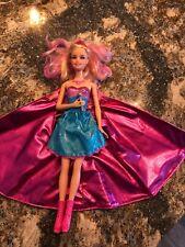 🎵🎵1998 Barbie Doll Pop Star Princess Singing Doll - Works Rotate Hair & Dress