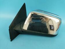 2007 2008 2009 2010 Lincoln MKX OEM LH Mirror LEFT DRIVER HEATED SILVER METALLIC