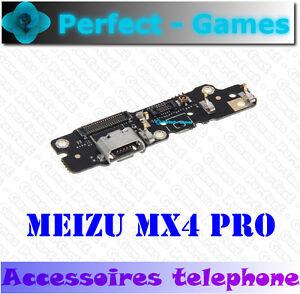 MEIZU MX4 PRO connecteur de charge power charging port board keypad connector