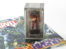 Classic Marvel Figurine Collection Super Skrull 60 Never Removed From Box