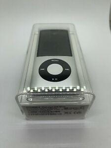 Apple iPod Nano 5th 5. Generation Silver 8GB Silver New Sealed