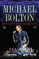 MICHAEL BOLTON - LIVE AT THE ROYAL ALBERT HALL (BLU-RAY)   BLU-RAY NEW+