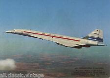 Postcard 1086 - Aircraft/Aviation BAC Aerospatiale Concorde