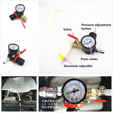 DIY Practical Autos Off-Road Leak Pressure Tester Gauge Water Tank Detector Tool