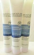 Avon Moisture Therapy Intensive Healing & Repair Hand Cream Set of 3