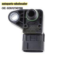 0261230198 Manifold Absolute Pressure MAP Sensor For Opel Vauxhall Agila Suzuki