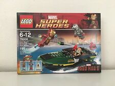 LEGO 76006 Super Heroes Iron Man Extremis Sea Port Battle / Collectible Toy