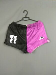 Blacky United Kingdom Shorts size 8 Vintage Retro Football Soccer ig93