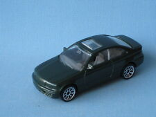 Matchbox BMW 3 Series Coupe Green Body German Toy Model Car Boxed 75mm