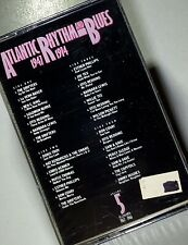 DRIFTERS PICKETT REDDING Atlantic Rhythm And Blues 1962-1966 Cassette NEW SEALED