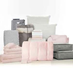 OCM 24-Piece Complete Campus Pak, Dorm Twin XL Bedding, Bath & More, 30+ Styles