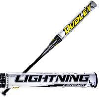 "Dudley Lightning Legend 34""/27 oz. SSUSA Senior Slowpitch Softball Bat LLESP"