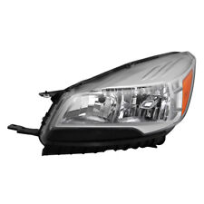 Ford 13-16 Escape Chrome Housing Replacement Headlight Driver / Left Side