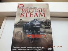 GLORY DAYS OF BRITISH STEAM 3 BOX DVD